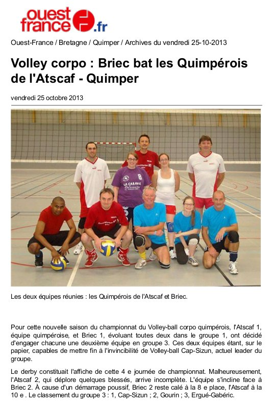 volley quimper feminin$